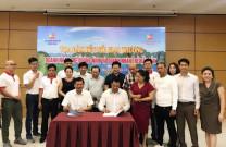 Hội DNT Quảng Ninh ký kết hợp tác với Hội DNT Đắk Lăk