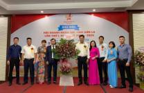 Hội DNT Quảng Ninh chúc mừng Đại hội Hội DNT tỉnh Sơn La lần thứ nhất, nhiệm kỳ 2020-2025