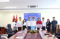 Doanh nhân trẻ Quảng Ninh ủng hộ miền Trung