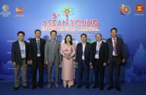 Ảnh Hội DNT Quảng Ninh tham dự Chương trình Carival Asean DNT Việt Nam