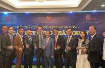 """DNT Quảng Ninh dự Tọa đàm """" Doanh nhân trẻ Đồng bằng Sông Hồng - Kết nối cùng phát triển"""""""